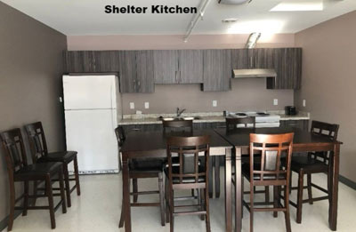 Shelter-Kitchen