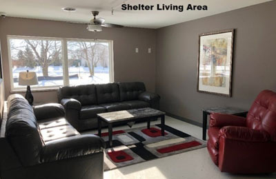 Shelter-Living-area